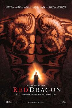 Couverture de Dragon Rouge