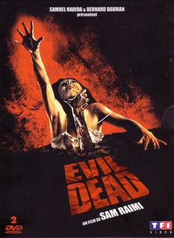 Couverture de Evil Dead