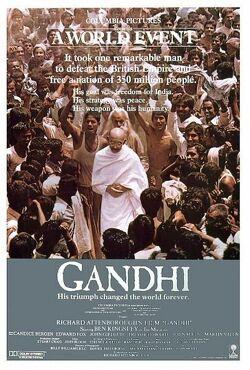 Couverture de Gandhi