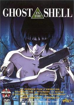 Couverture de Ghost In The Shell