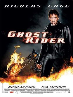 Couverture de Ghost Rider