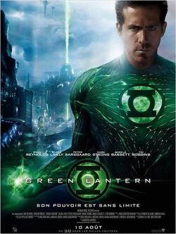 Couverture de Green Lantern