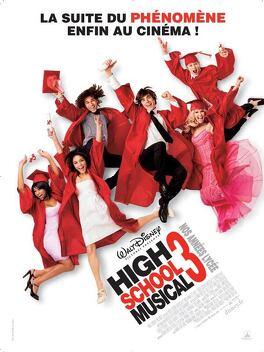 Couverture du livre : High School Musical : Nos années lycée
