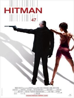 Couverture de Hitman
