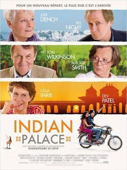 Couverture de Indian Palace