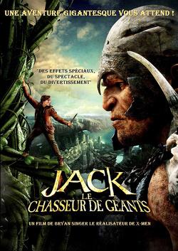 Couverture de Jack le chasseur de géants