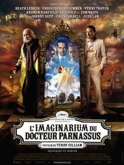 Couverture de L'Imaginarium du Docteur Parnassus
