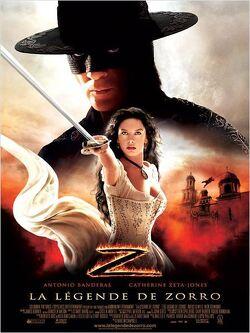 Couverture de La Légende de Zorro