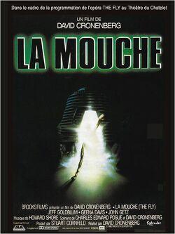 Couverture de La Mouche