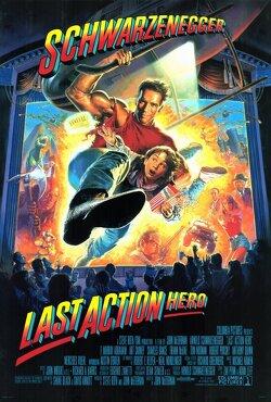 Couverture de Last Action Hero