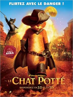 Couverture de Le Chat potté