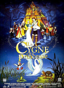 Couverture de Le Cygne et la Princesse