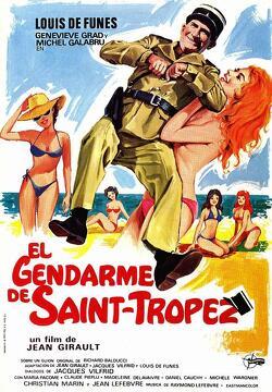Couverture de Le Gendarme de Saint-Tropez