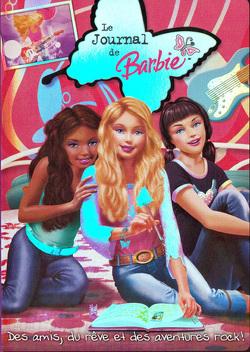 Couverture de Le Journal de Barbie