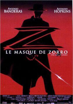 Couverture de Le Masque de Zorro