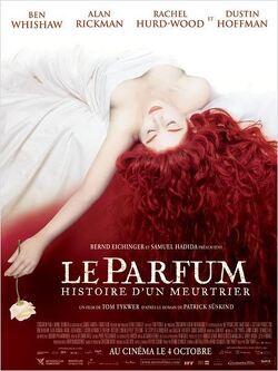 Couverture de Le Parfum : histoire d'un meurtrier