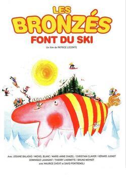 Couverture de Les Bronzés font du ski
