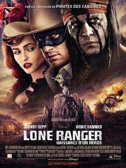 Couverture de Lone Ranger, naissance d'un héros