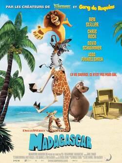 Couverture de Madagascar