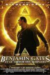 couverture Benjamin Gates et le trésor des Templiers
