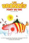 couverture Les Bronzés font du ski