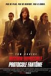 couverture Mission Impossible - Protocole fantôme