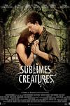 couverture Sublimes créatures