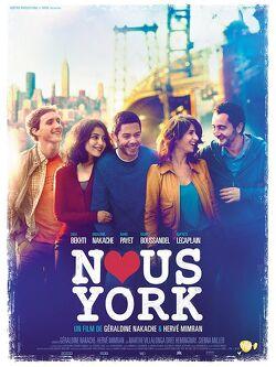 Couverture de Nous York