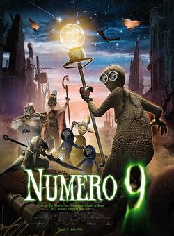 Couverture de Numéro 9