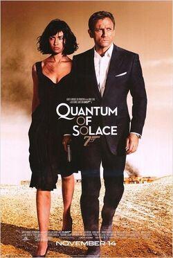 Couverture de Quantum of Solace