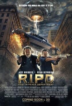 Couverture de R.I.P.D. Brigade fantôme