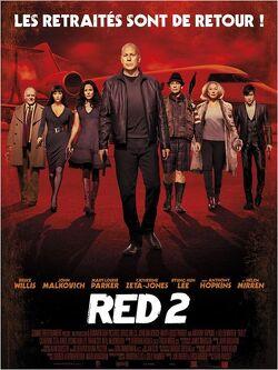 Couverture de Red 2