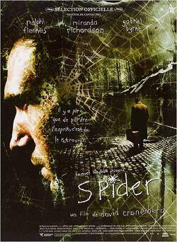 Couverture de Spider