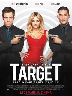 Couverture de Target