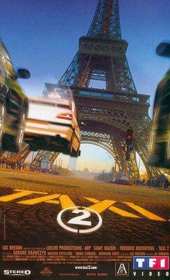 Couverture de Taxi 2