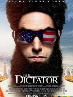 Couverture de The Dictator