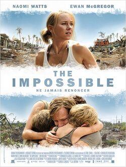 Couverture de The Impossible