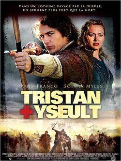Couverture de Tristan & Yseult