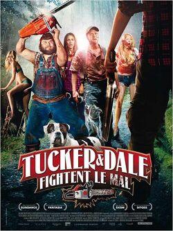 Couverture de Tucker & Dale fightent le mal