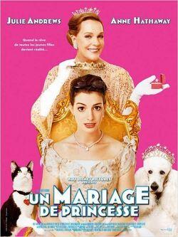 Couverture de Un Mariage de princesse