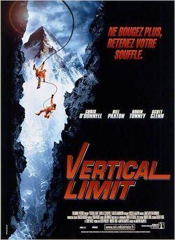 Couverture de Vertical Limit