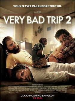 Couverture de Very Bad Trip 2
