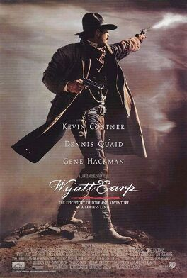 Couverture du livre : Wyatt Earp