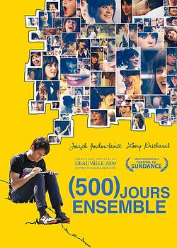 Couverture de (500) jours ensemble