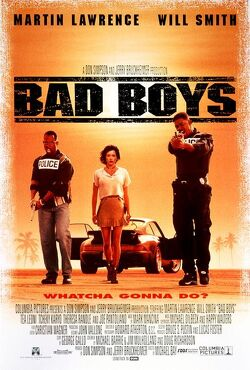 Couverture de Bad Boys