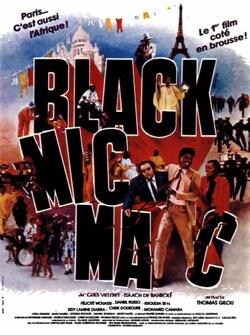 Couverture de Black mic mac
