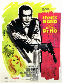 Couverture de James Bond 007 contre Docteur No
