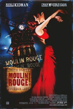 Couverture de Moulin Rouge