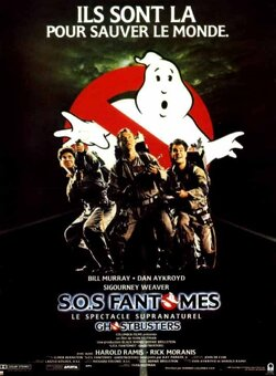 Couverture de SOS fantômes