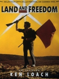 Couverture de Land and freedom